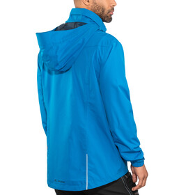 VAUDE Escape Bike Light Jacket Men radiate blue
